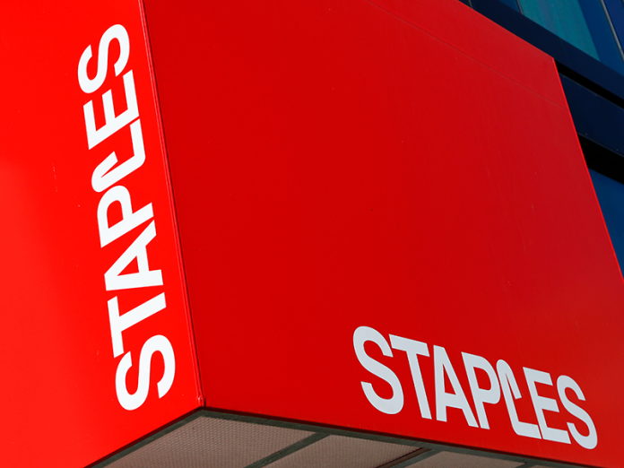 Staples, Inc. (SPLS) added to 93 new portfolios
