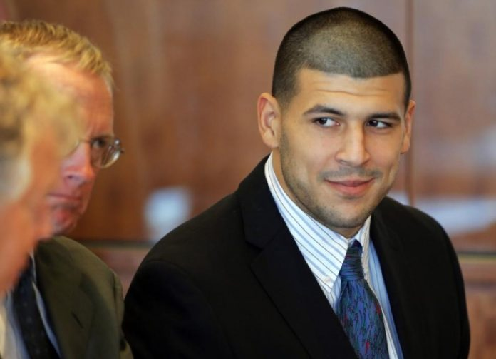 Former Patriots Star Aaron Hernandez Found Not Guilty Of 2012 Double Murder