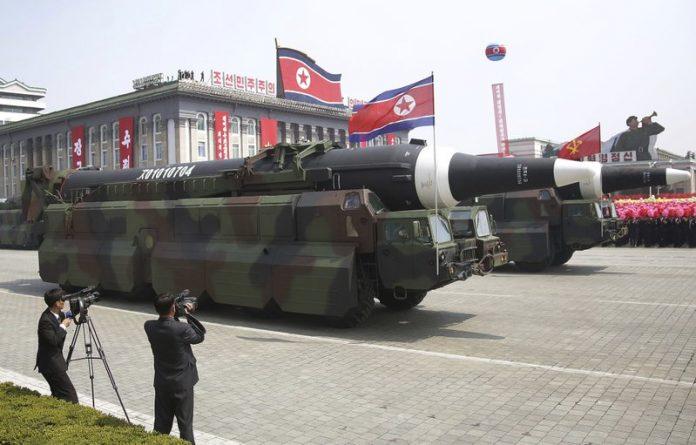North Korea Ready for War if Trump Wants It