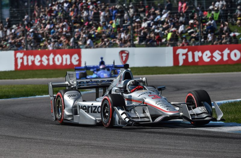 Indianapolis 500 shifts lanes to NBC