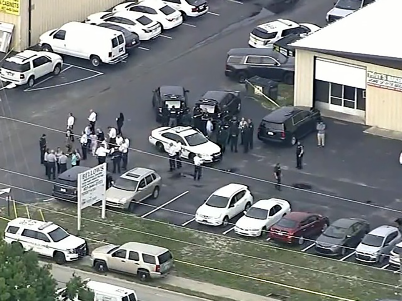 Former Employee Kills 5 In Orlando Workplace Shooting