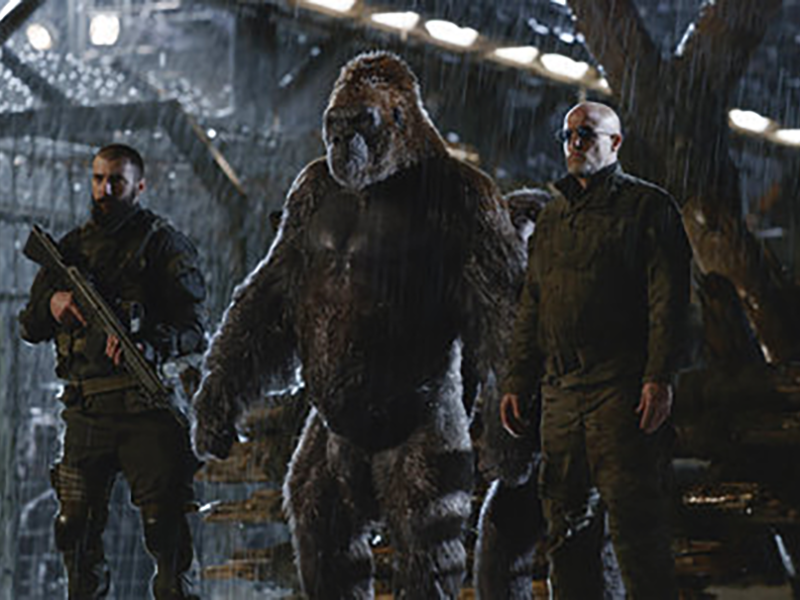 War for the Planet of the Apes Draws Decent $56M Opening