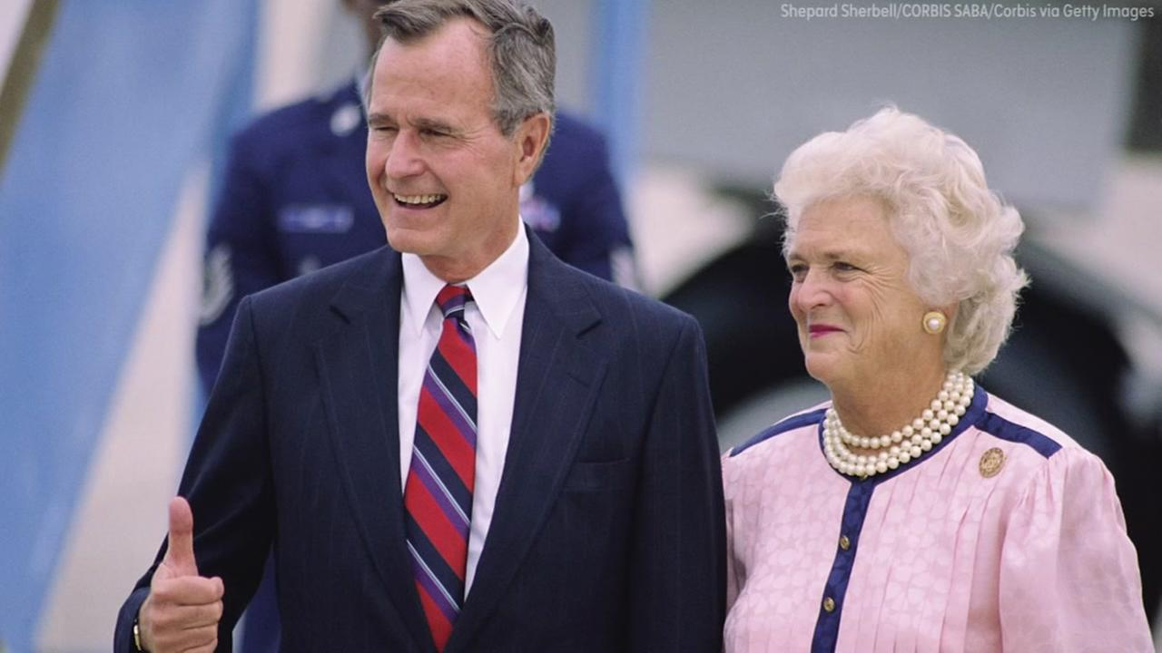 41st President George H W Bush Dead At Age 94