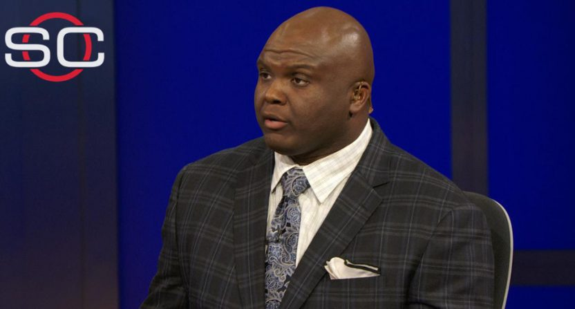 ESPN announces new Monday Night Football crew including Booger McFarland, Jason Witten