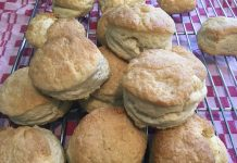 Food American Table Buttermilk Biscuits