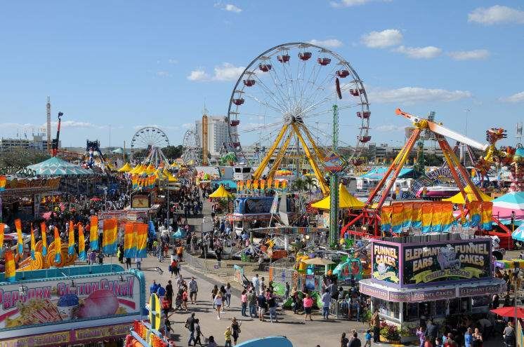 Opening Day At The Florida State Fair Newstalk Florida N